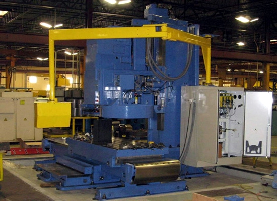 Rebuilt 15V Machining Center