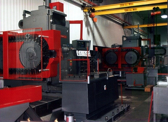 10HS Machining Center