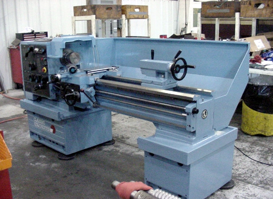 Colchester Engine Lathe