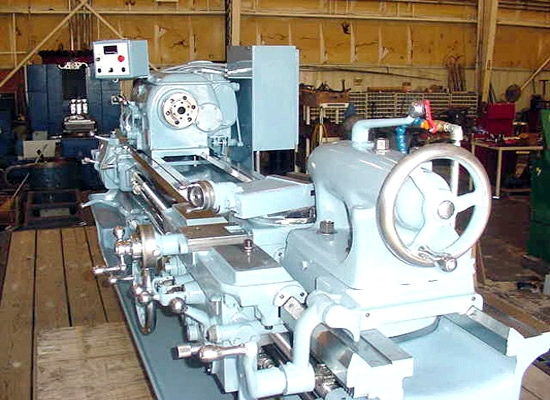 Monarch Engine Lathe